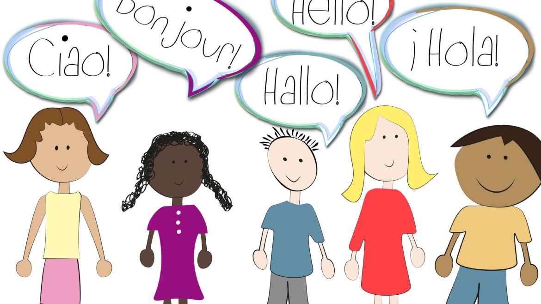 два языка для ребенка