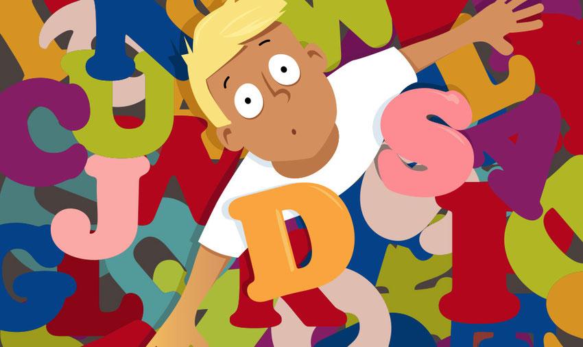 подростки с дислексией