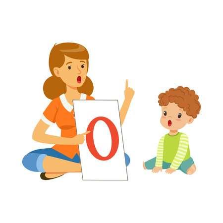 постановка речи у ребенка