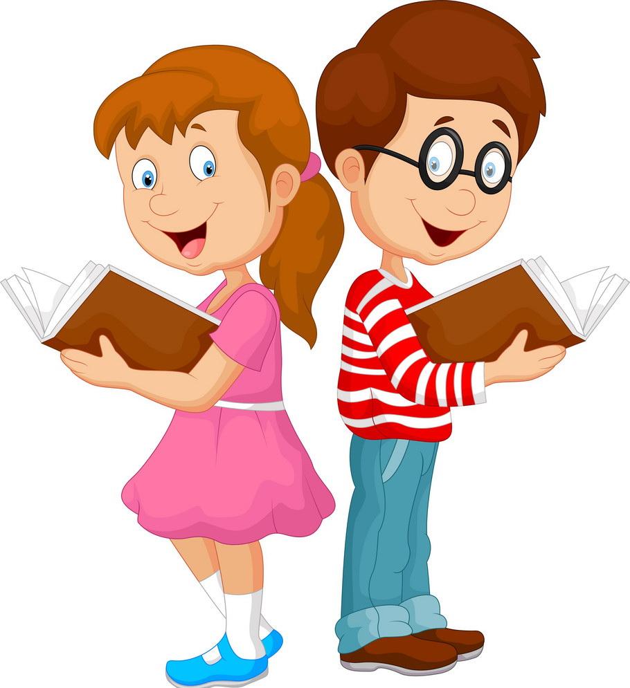 Читающие дети