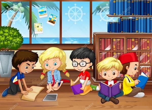 ребенок учиться читать