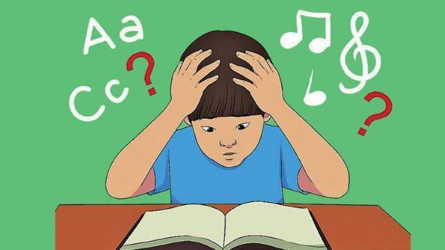 дислексия у школьников