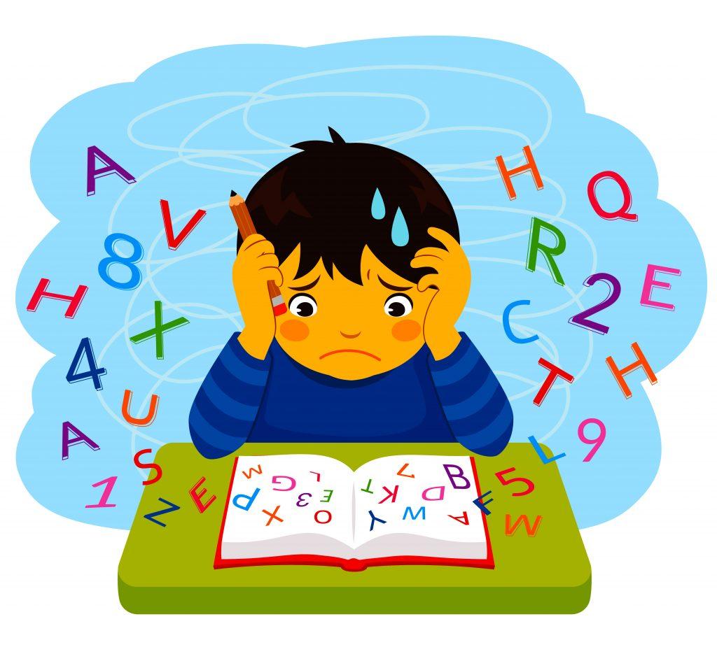 Лечение дисграфии у детей